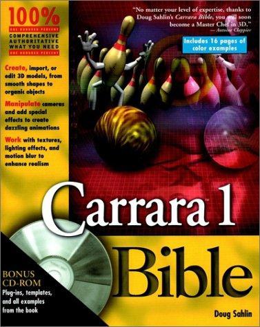 9780764533754: Carrara 1 Bible
