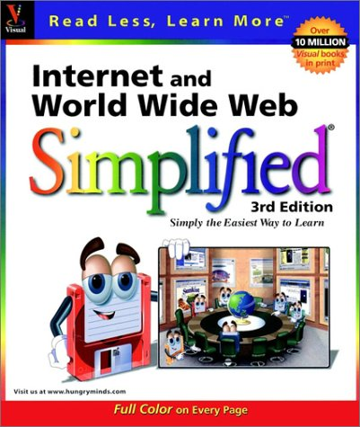 9780764534096: Internet and World Wide Web Simplified (Simplified (Wiley))