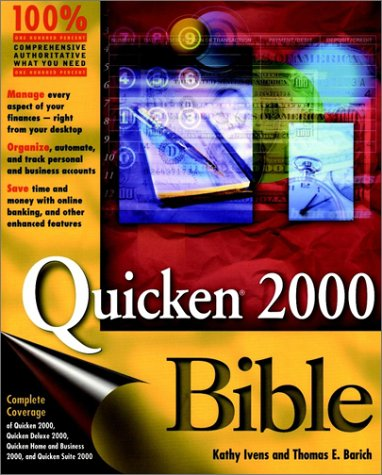 9780764534126: Quicken? 2000 Bible