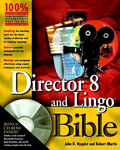 9780764534867: Director 8 and Lingo Bible