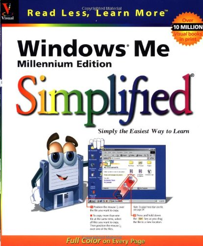 9780764534942: Windows Millennium Simplified (Visual Read Less, Learn More)