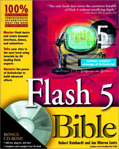 9780764535154: Flash 5 Bible