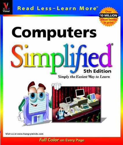 Computers Simplified (Simplified (Wiley)) (0764535242) by Maran, Ruth