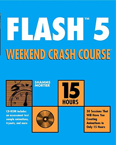 9780764535468: Flash 5 Weekend Crash Course