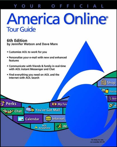 Your Official America Online Tour Guide: Jennifer Watson, Dave