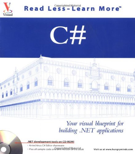 9780764536014: C#: Your visual blueprint for building .NET applications (Visual (Software))