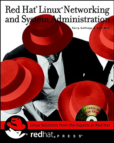 9780764536328: Red Hat Linux Networking and System Administration