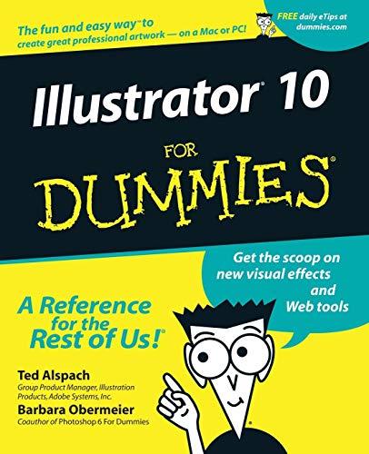 9780764536366: Illustrator 10 for Dummies