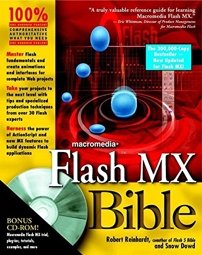 9780764536564: Flash MX Bible