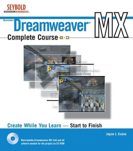 9780764536861: Dreamweaver MX Complete Course