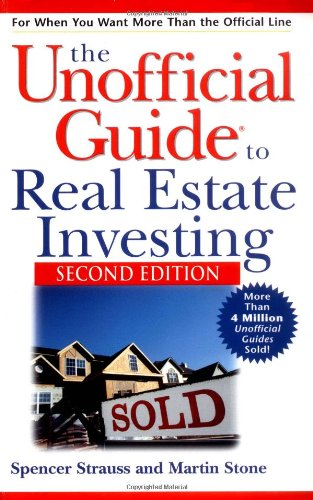 9780764537097: The Unofficial Guide to Real Estate Investing