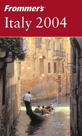9780764537417: Frommer's Italy 2004