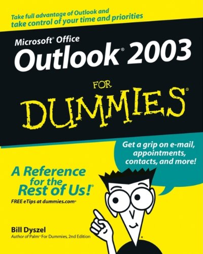 Microsoft Outlook 2003 for Dummies