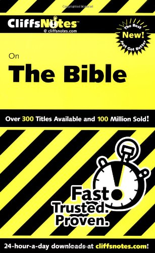 CliffsNotes on The Bible, Revised Edition (Cliffsnotes: Patterson, Charles H