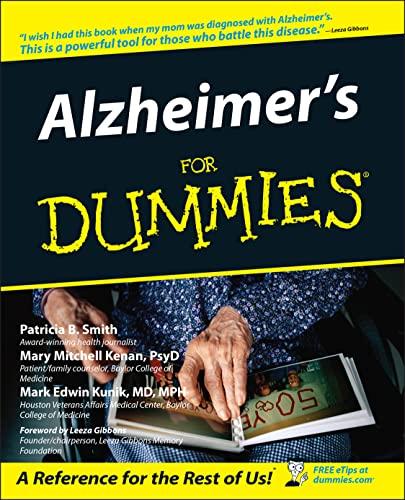 9780764538995: Alzheimer's For Dummies