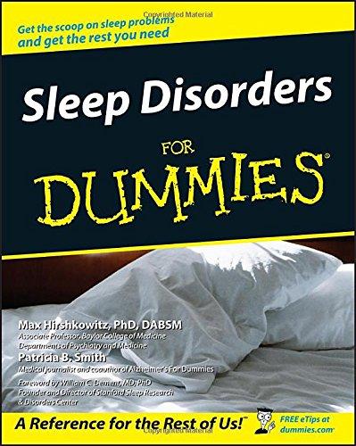 9780764539015: Sleep Disorders For Dummies