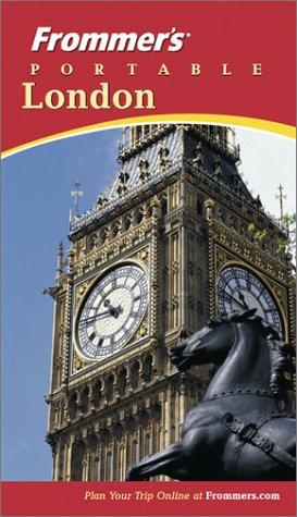 9780764539176: Frommer's Portable London 2004