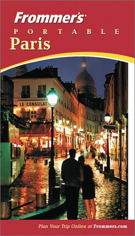 9780764539190: Frommer's Portable Paris 2004