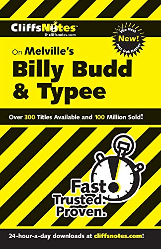 9780764539503: On Melville's Billy Budd and Typee (Cliffs Notes)