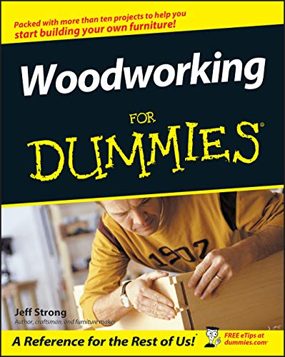 9780764539770: Woodworking For Dummies