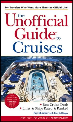9780764539794: Unofficial Guide to Cruises (Unofficial Guides)