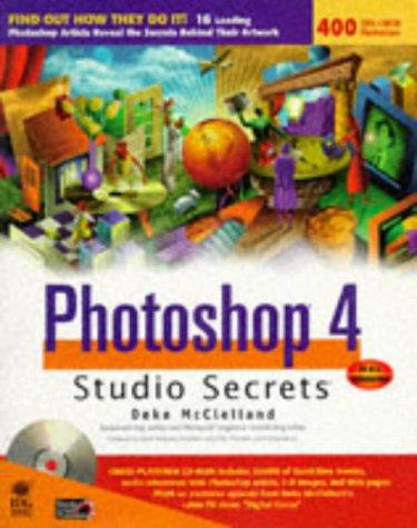 9780764540288: Photoshop 4 Studio Secrets (The Secrets Series)