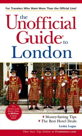 9780764540653: The Unofficial Guide to London (Unofficial Guides)