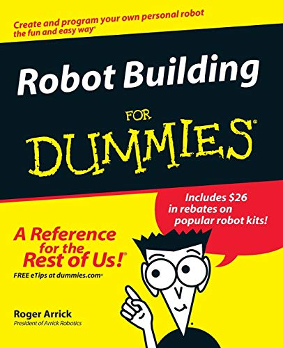 9780764540691: Robot Building For Dummies
