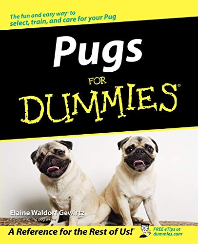 9780764540769: Pugs For Dummies
