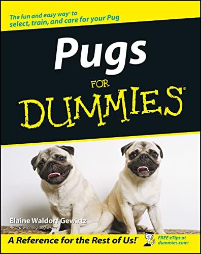 9780764540769: Pugs for Dummies