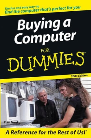 9780764540776: Buying a Computer For Dummies (For Dummies (Computers))