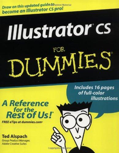 9780764540844: Illustrator Cs for Dummies