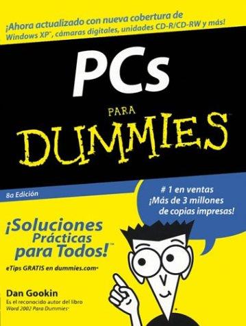 9780764540950: PCs Para Dummies (Spanish Edition)