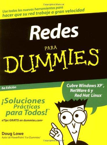 9780764541018: Redes Para Dummies