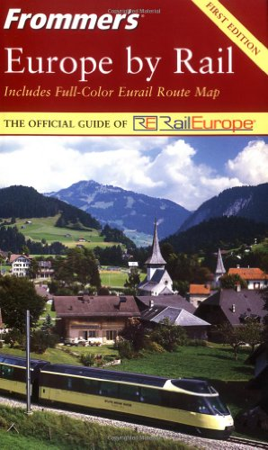 9780764541100: Frommer's Europe by Rail