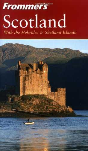 9780764541261: Frommer's Scotland (Frommer's Complete Guides)