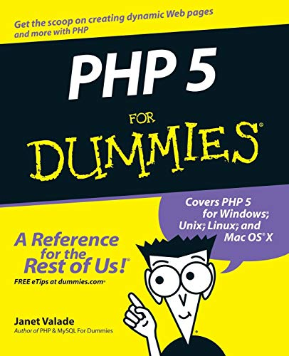 9780764541667: PHP 5 For Dummies