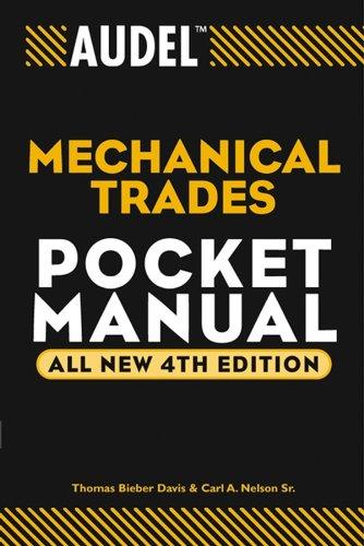 9780764541704: Audel Mechanical Trades Pocket Manual