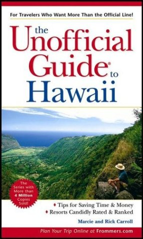 9780764541926: The Unofficial Guide to Hawaii (Unofficial Guides)