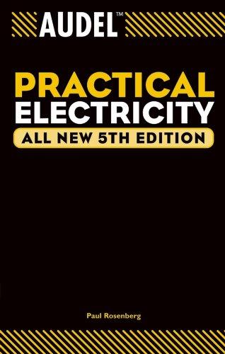 9780764541964: Audel Practical Electricity