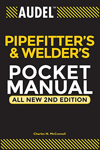 9780764542053: Audel Pipefitter's and Welder's Pocket Manual (Audel Technical Trades Series)