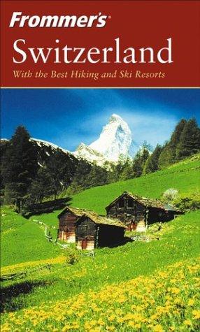 9780764542831: Frommer's Switzerland