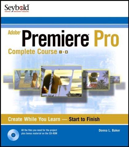 9780764543494: Adobe Premiere Pro: Complete Course