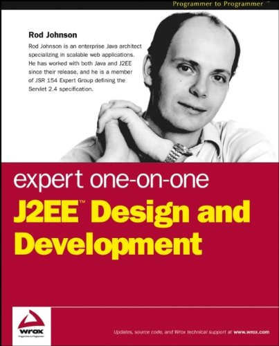 9780764543852: Expert One-on-One J2EE Design and Development