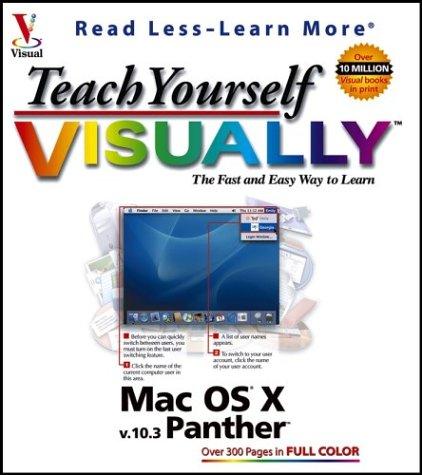Teach Yourself VISUALLYMac OSX (Visual Read Less,: Maran, Ruth; Johnson,