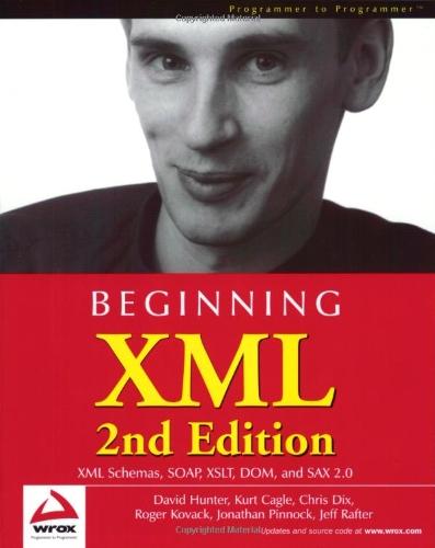 9780764543944: Beginning XML