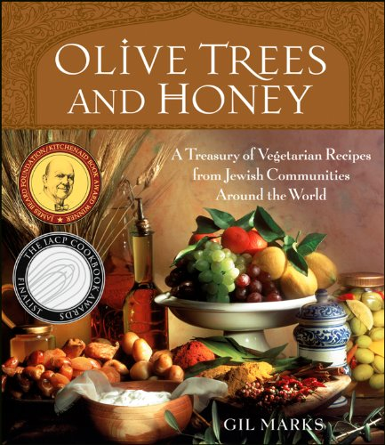 9780764544132: Olive Trees And Honey: A Treasury Of Vegetarian Recipes From Jewish Communities Around The World