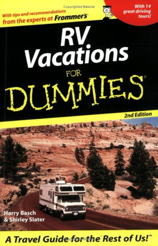 9780764544422: RV Vacations for Dummies
