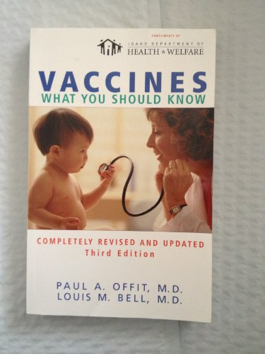 9780764544460: Vaccines: What You Should Know