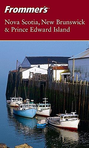 Frommer'sNova Scotia, New Brunswick & Prince Edward: Karr, Paul